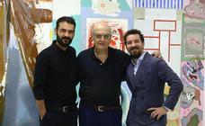 Gordillo, Miki Leal y Rubén Guerrero se unen en el Párraga
