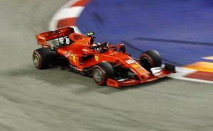 Leclerc firma su tercera 'pole' consecutiva