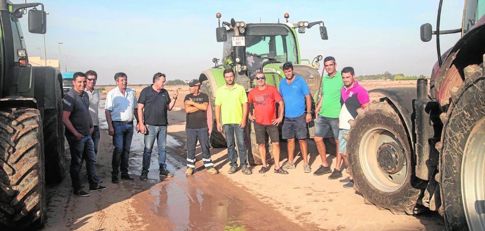 Salvar vidas a lomos de tractores