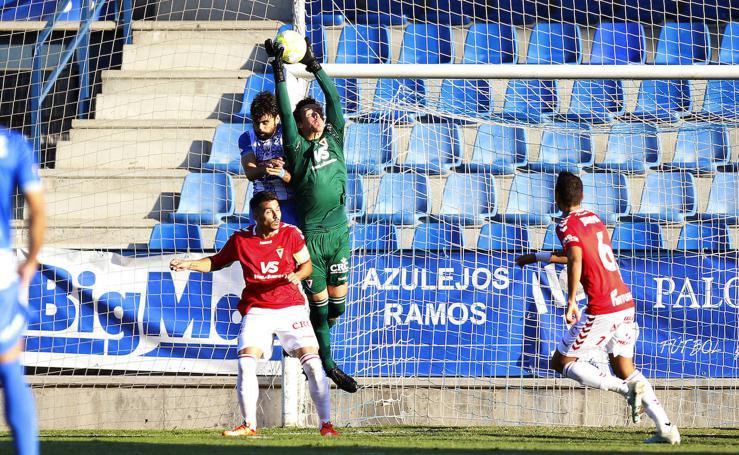Un Murcia con más oficio sale a flote en Talavera (1-2)
