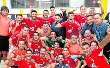 «Estoy casi emocionado por mi primera victoria en el Murcia»