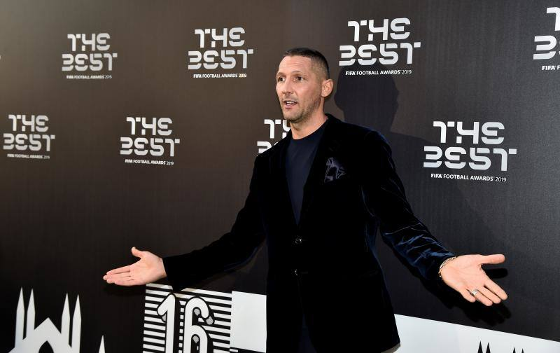 Las mejores imágenes de la gala de The Best