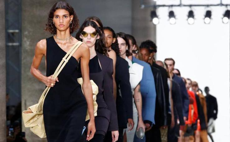 Bottega Veneta: London Fashion Week Primavera/Verano 2020