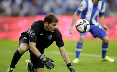 Casillas: «El día que me retire seré el primero en comunicarlo»