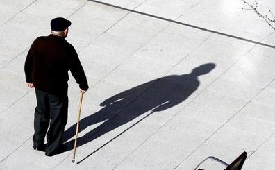 La pensión media en la Región fue de 875,18 euros en septiembre, la tercera más baja del país