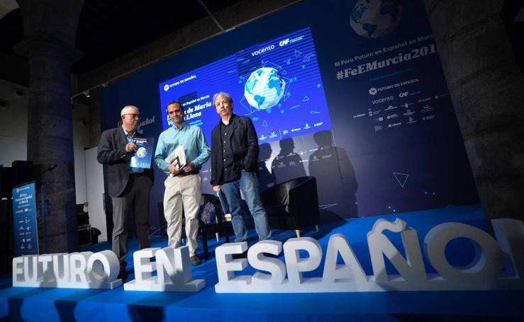 Primera jornada de la III edición de Futuro en Español en Murcia