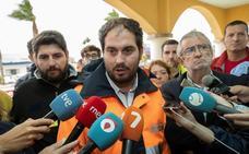 El alcalde de Los Alcázares aclara que la Comunidad «no ha hecho nada» en el aspecto económico