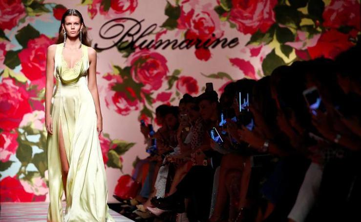 Blumarine: Milán Fashion Week Primavera/Verano 2020