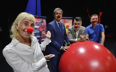 Pupaclown ofrece cerca de70 espectáculos y talleres de títeres, música, circo y 'clown'