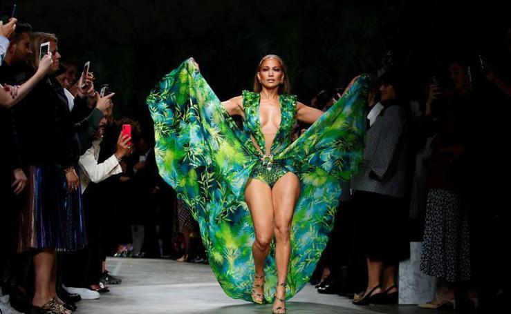 Versace: Milán Fashion Week Primavera/Verano 2020
