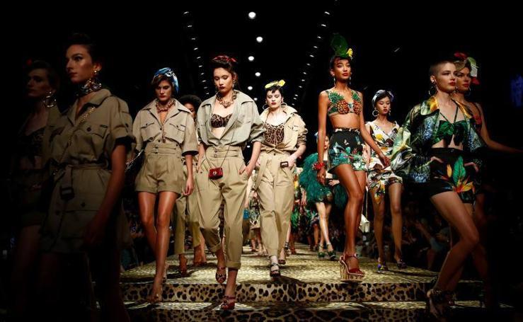 Dolce & Gabbana: Milán Fashion Week Primavera/Verano 2020
