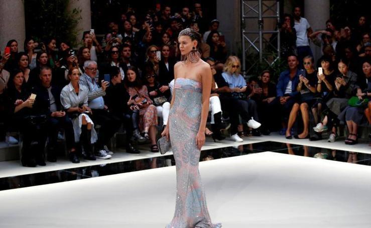 Giorgio Armani: Milán Fashion Week Primavera/Verano 2020