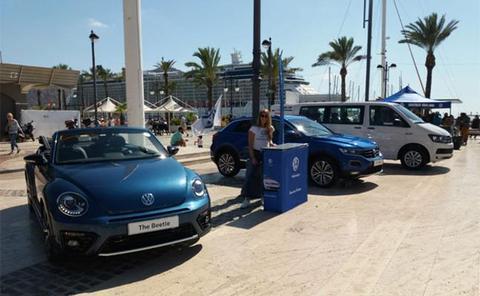 Huertas Motor se suma a la concentración de vehículos clásicos Volkswagen en la Cartago Van & Bug