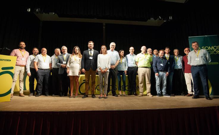 Pilar García Santos sustituye a Alberto Garre en la presidencia de Somos Región