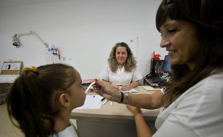 Salud pone en marcha una unidad de Disfagia Infantil para asistir de forma integral a los afectados