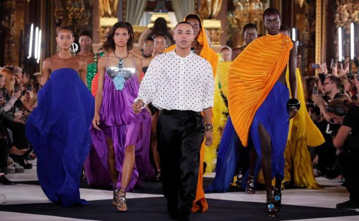 Balmain: París Fashion Week Primavera/Verano 2020