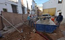 Miras se compromete a terminar las obras pendientes del terremoto de Lorca