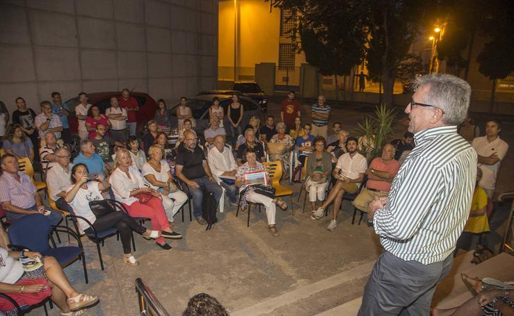 Asamblea de vecinos para regenerar el Mar Menor
