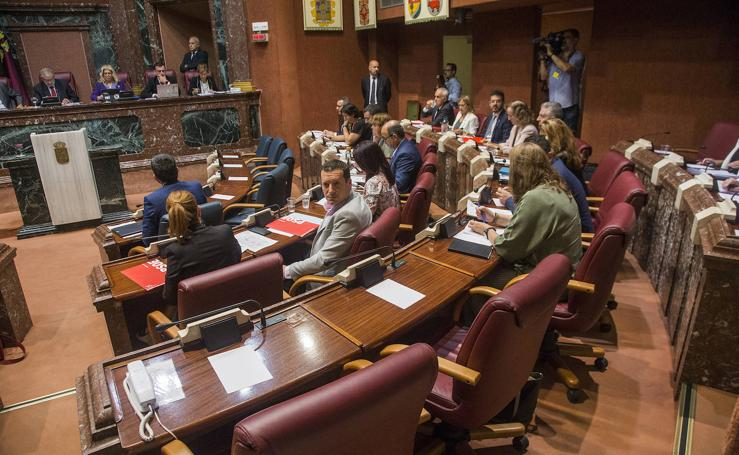 El Gobierno regional llevará a la Asamblea esta legislatura la ley integral del Mar Menor