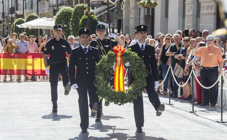 Festividad de los Ángeles Custodios en Cartagena