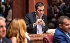 Vox denuncia que el «gran aumento» de cargos en el Gobierno regional viola el pacto de investidura
