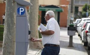 Los precios de la ORA en Murcia no subirán y se podrán pagar cuando se recoja el coche