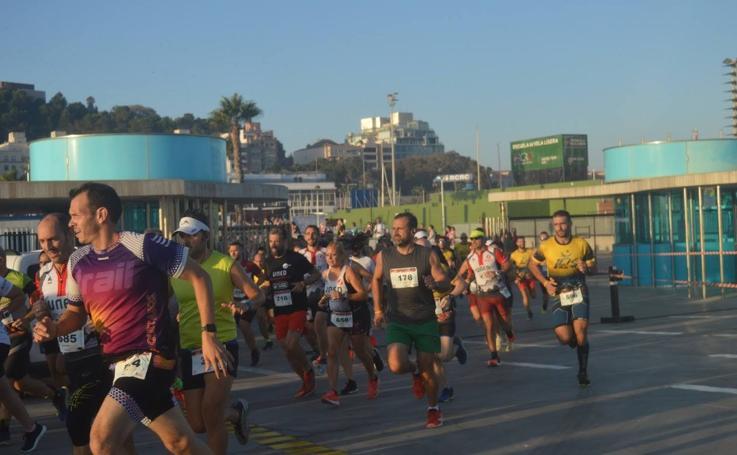 Juan Ramón García y Paloma Sánchez ganan en el Puerto de Cartagena