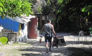 Diecisiete poblados escondidos en Murcia