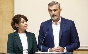 Más País Murcia presenta su lista completa para el 10-N, encabezada por Urralburu y Giménez
