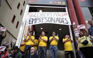 Los CDR quieren «bloquear de punta a punta» Cataluña con cinco marchas multitudinarias durante tres días