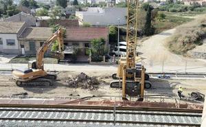 Adif licita un nuevo contrato de materiales para la construcción del tramo Murcia-Almería del Corredor Mediterráneo