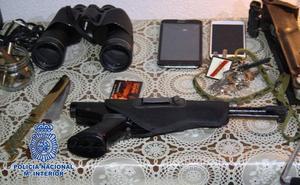 Desmantelan un grupo criminal que cometía robos con extrema violencia en la Región