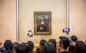 'La Gioconda' recupera su lugar en el Louvre tras las obras de renovación