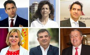 Juan Luis Pedreño, Juan Mª Vázquez y Bernabé entran en las listas del PP