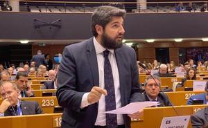 Miras acusa a Sánchez de «pasividad» para pedir el Fondo de Solidaridad a la UE por la gota fría