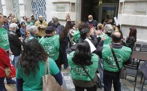La PAH denuncia que «la Región sufre la burbuja del alquiler»