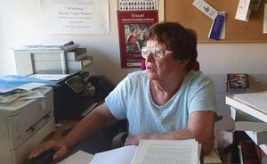 La catedrática Rosa María Iglesias impartirá este martes su última clase en la UMU