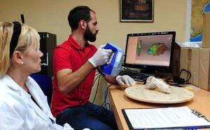 El frágil tesoro de Cueva Victoria en 3D