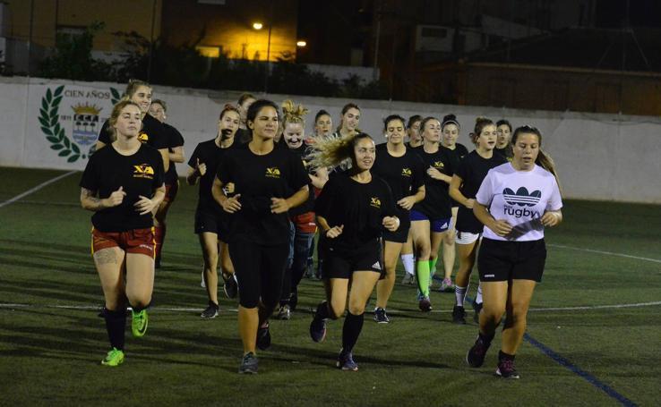 El XV Murcia, once años viviendo sin frenos