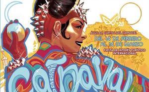 El dibujante de Marvel Daniel Acuña ilustra el cartel del Carnaval de Águilas