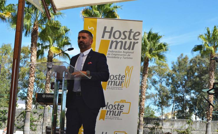 Hostemur entregó sus premios en la Fiesta de la Hostelería y el Turismo 2019