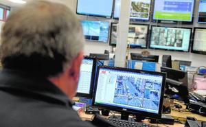 El sistema que ofrecerá en tiempo real datos del estado de la ciudad de Murcia inicia la fase de prueba