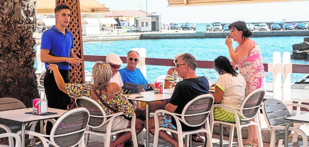 Los turistas extranjeros gastaron casi 178 millones en la Región en agosto