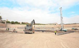 El tramo dos de la Ronda Central de Lorca estará concluido en el mes de abril