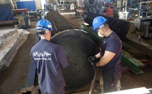 La CNMC sanciona a Mecánicas Bolea al implicarla en un cártel de empresas para encarecer servicios industriales