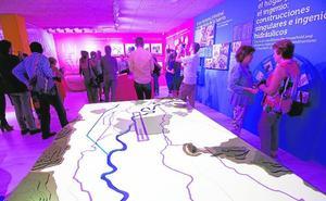El Centro de Visitantes de la Contraparada abre el próximo sábado ya con lista de espera