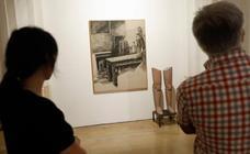 Catorce obras de Pepe Espaliú y Juan Muñoz abren la nueva temporada de la sala Verónicas