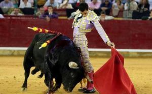 Oreja para Ureña en Zaragoza tras una gran faena