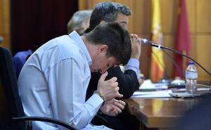 El jurado popular halla culpable de asesinato alevoso al joven que mató a su exnovia en Canteras
