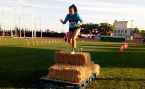 Úrsula Ruiz reinventa el atletismo con la jornada Citius Altius Fortius en los Juegos del Guadalentín